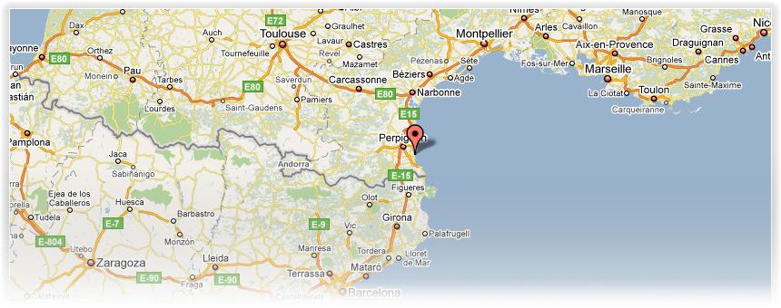 Location de vacances st cyprien plage pyr n es orientales - Office tourisme rivesaltes ...